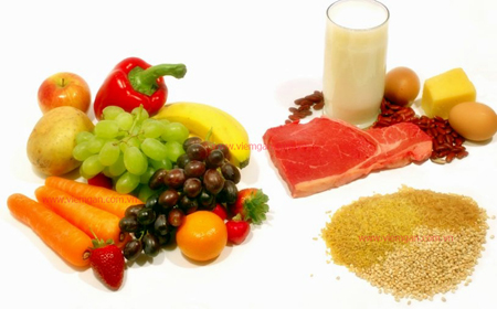 4.1 Chế độ ăn uống, sinh hoạt: 1