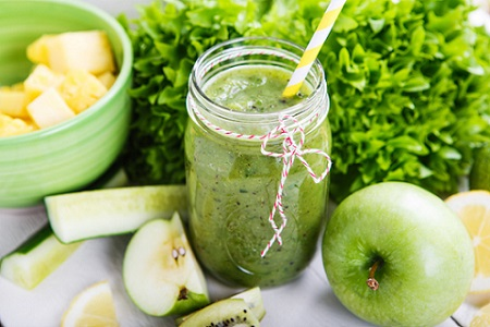 4. Ăn táo, uống nước ép táo 1